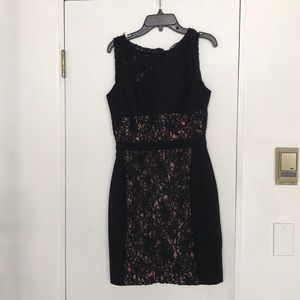 Black Halo cocktail dress. Tags still on.